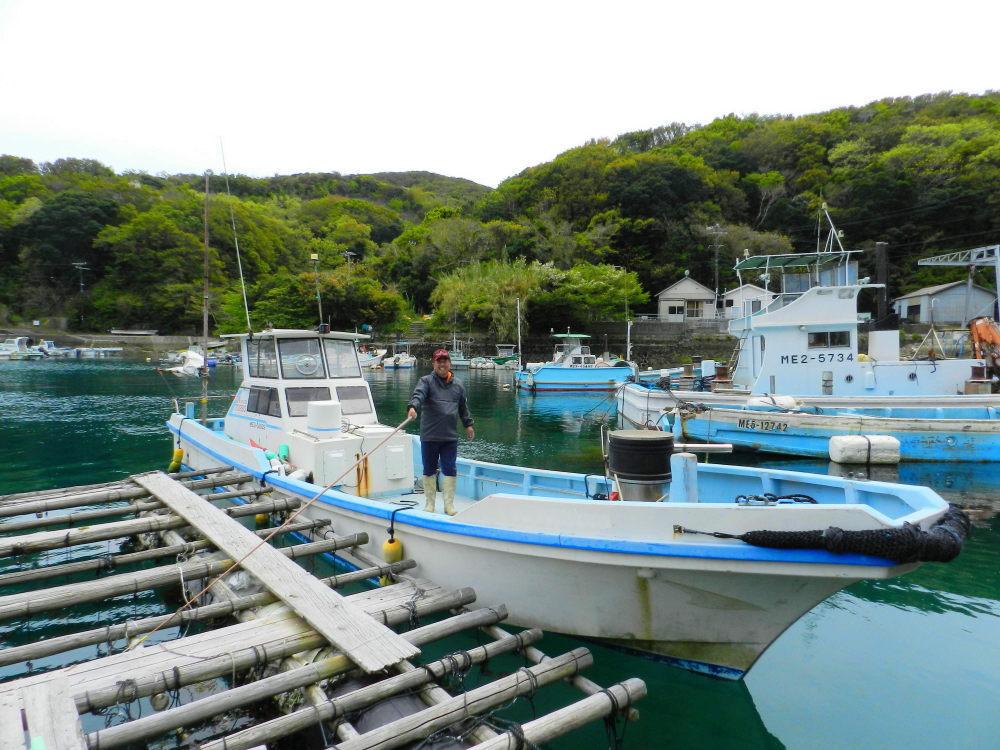 三重県黒鯛渡船