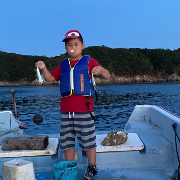 こだま渡船 カセ釣り釣果 2020/08/30