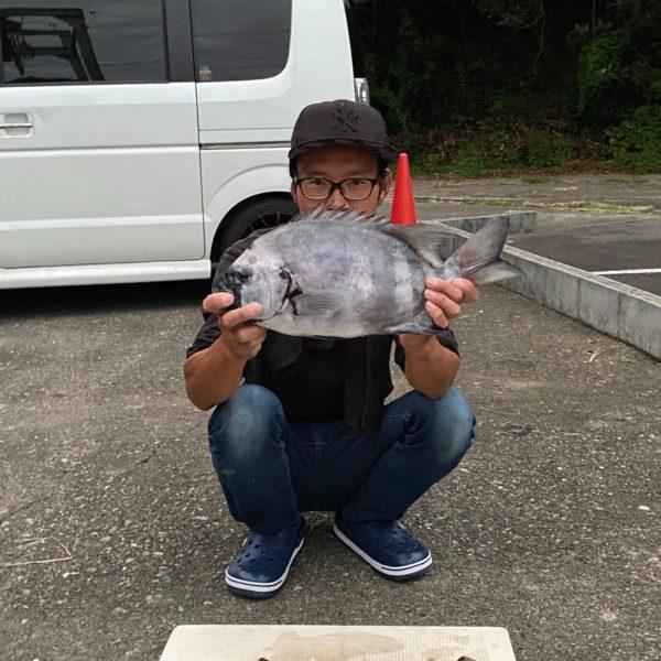 こだま渡船 カセ釣り釣果 2020/10/03