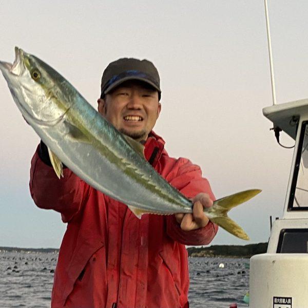 こだま渡船 カセ釣り釣果 2020/11/23
