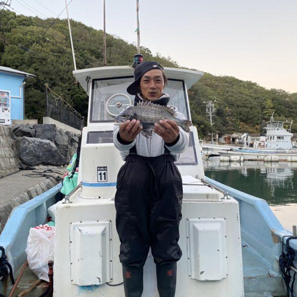 こだま渡船 カセ釣り釣果 2020/11/26
