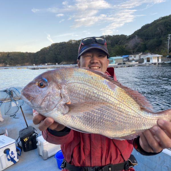 こだま渡船 カセ釣り釣果 2020/11/28