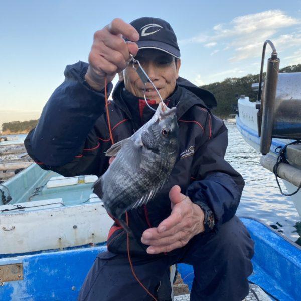 こだま渡船 カセ釣り釣果 2020/11/29