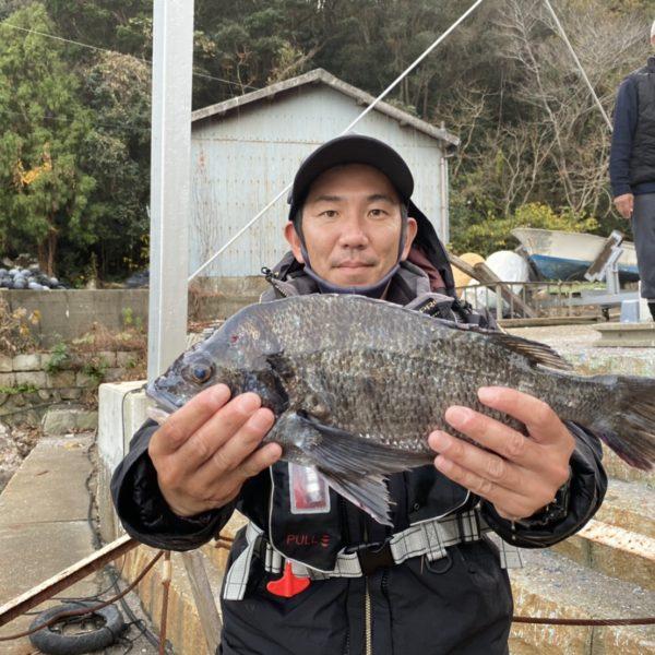 こだま渡船 カセ釣り釣果 2020/12/12