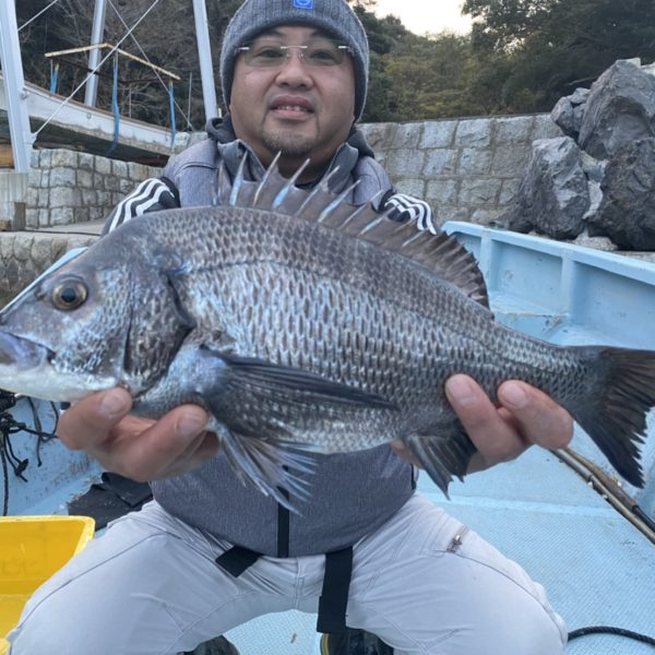 こだま渡船 カセ釣り釣果 2020/12/23