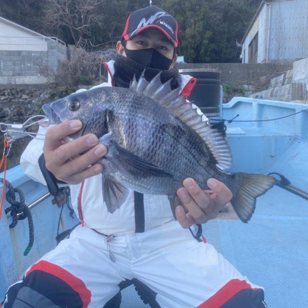 こだま渡船 カセ釣り釣果 2021/2/6
