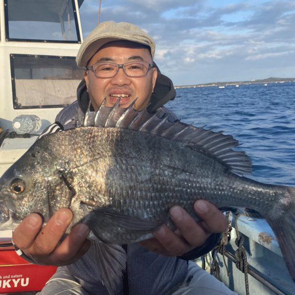 こだま渡船 カセ釣り釣果 2021/2/14