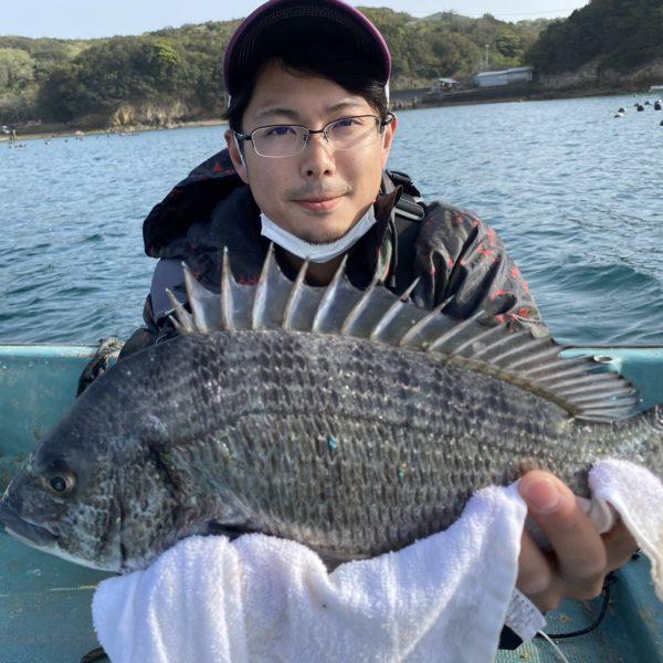 こだま渡船 カセ釣り釣果 2021/4/1