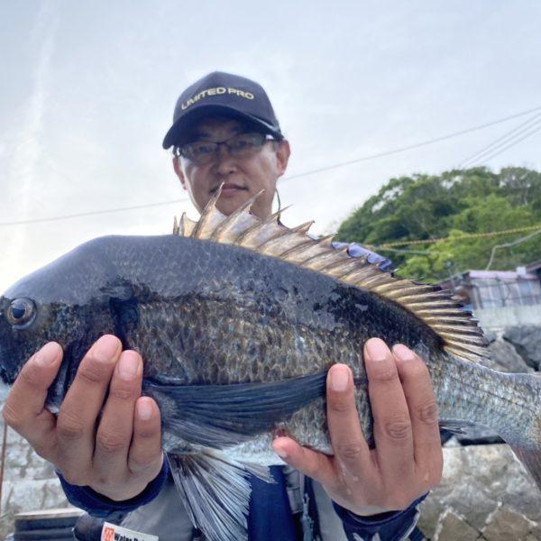 こだま渡船 カセ釣り釣果 2021/5/4