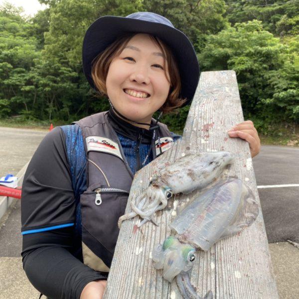 こだま渡船 カセ釣り釣果 2021/5/29