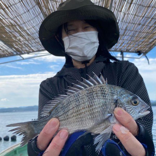 こだま渡船 カセ釣り釣果 2021/6/20