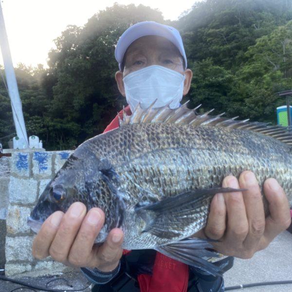 こだま渡船 カセ釣り釣果 2021/7/22