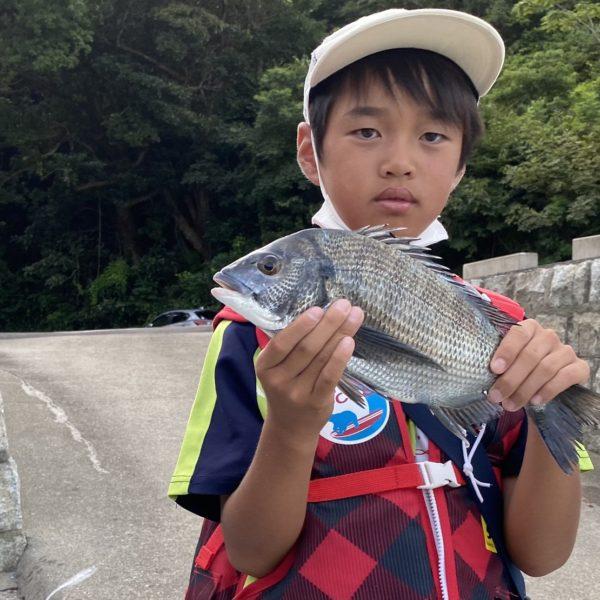 こだま渡船 カセ釣り釣果 2021/7/26