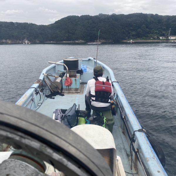 こだま渡船 カセ釣り釣果 2021/9/7