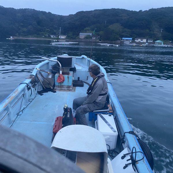 こだま渡船 カセ釣り釣果 2021/9/13